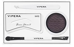 Fragrances, Perfumes, Cosmetics Brow Styling Kit - Vipera Celebrity Eyebrow Definer Kit