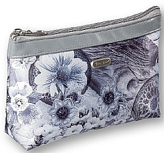 "Fragrances, Perfumes, Cosmetics Women Makeup Bag ""Mono"", 95733 - Top Choice"