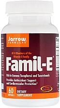 Fragrances, Perfumes, Cosmetics Dietary Supplement - Jarrow Formulas Famil-E
