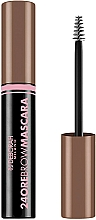 Fragrances, Perfumes, Cosmetics Brow Mascara - Deborah 24ore Brow Mascara