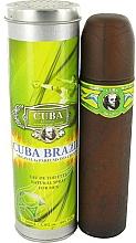 Fragrances, Perfumes, Cosmetics Cuba Brazil - Eau de Toilette