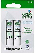 Fragrances, Perfumes, Cosmetics Lip Balm - Gron Balance
