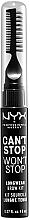Fragrances, Perfumes, Cosmetics Brow Makeup Kit - NYX Professional Makeup Can't Stop Won't Stop Longwear Brow Kit