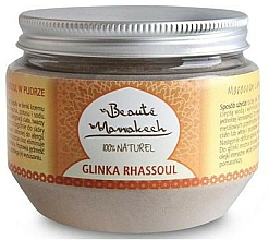 Fragrances, Perfumes, Cosmetics Moroccan Clay - Beaute Marrakech Rhassoul Clay