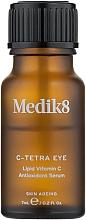 Fragrances, Perfumes, Cosmetics Vitamin C Day Eye Serum - Medik8 C-Tetra Eye Lipid Vitamin C Antioxidant Serum