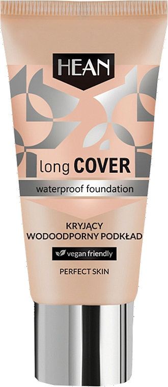 Waterproof Foundation - Hean Long Cover Waterproof Foundation