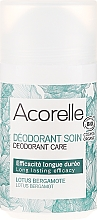 "Fragrances, Perfumes, Cosmetics Refreshing Roll-On Deodorant ""Lotus and Bergamot"" - Acorelle Deodorant Care"
