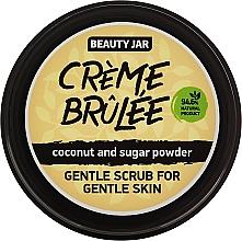 Fragrances, Perfumes, Cosmetics Face Scrub Creme brulee - Beauty Jar Gentle Scrub For Gentle Skin