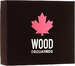 Fragrances, Perfumes, Cosmetics Dsquared2 Wood Pour Homme - Set (edt/50ml + sh/gel/50ml + ash/b/50ml)