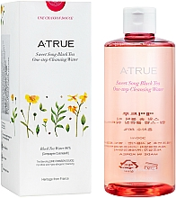 Fragrances, Perfumes, Cosmetics One-Step Cleansing Water with Multifruit Complex & Black Tea Extract - A-True Sweet Song Black Tea One-Step Cleansing Water
