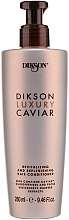 Fragrances, Perfumes, Cosmetics Revitalizing & Replenishing Conditioner - Dikson Luxury Caviar Revitalizing and Replenishing Conditioner