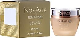 Fragrances, Perfumes, Cosmetics Rejuvenating Night Cream - Oriflame NovAge Time Restore