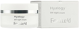 Fragrances, Perfumes, Cosmetics Even Tone BW Night Cream - ForLLe'd Hyalogy BW Night Cream