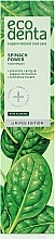 Fragrances, Perfumes, Cosmetics Spinach Toothpaste - Ecodenta Spinash Power Toothpaste