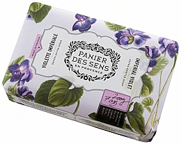 Fragrances, Perfumes, Cosmetics Soap - Panier Des Sens Extra Fine Natural Soap With Shea Butter Imperial Violet
