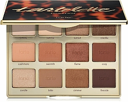 Fragrances, Perfumes, Cosmetics Eyeshdow Palette - Tarte Cosmetics Tartelette Toasted Eyeshadow Palette