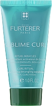 Fragrances, Perfumes, Cosmetics Activating Conditioner - Rene Furterer Sublime Curl Activating Detangling Conditioner