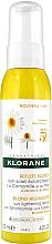 Fragrances, Perfumes, Cosmetics Hair Spray - Klorane Blond Highlights Sun Lightening Spray With Chamomile And Honey