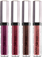 Fragrances, Perfumes, Cosmetics Lip Lacquer - NYX Professional Makeup Slip Tease Lip Lacquer