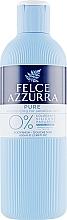 Fragrances, Perfumes, Cosmetics Shower Gel - Felce Azzurra Puro Moisturizing for Sensitive Skin
