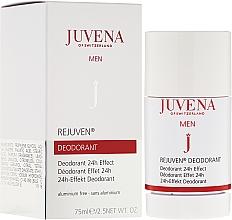 Fragrances, Perfumes, Cosmetics Deodorant - Juvena Rejuven Men Deodorant 24h Effect