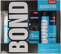 Fragrances, Perfumes, Cosmetics Set - Bond Expert Sensitve (deo/150ml + lotion/100ml + foam/50ml)