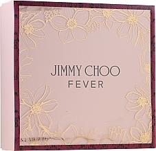 Fragrances, Perfumes, Cosmetics Jimmy Choo Fever - Set (edp/100ml + b/lot/100ml + edp/7.5ml)
