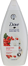Fragrances, Perfumes, Cosmetics Shower Gel with Goji Berries - Dove Nourishing Secrets Revitalising Ritual Goji Berries Shower Gel