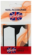 Fragrances, Perfumes, Cosmetics Transfer Foil for French Manicure - Ronney Professional