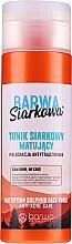 Fragrances, Perfumes, Cosmetics Antibacterial Facial Serum - Barwa Anti-Acne Sulfuric Skin Tonic