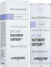 Fragrances, Perfumes, Cosmetics Cell-Active Intensive Eye Care - La Biosthetique Dermosthetique Traitement Contour Anti-age
