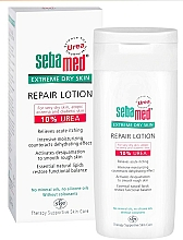 Fragrances, Perfumes, Cosmetics Lotion for Very Dry Skin - Sebamed Extreme Dry Skin Repair Lotion 10% Urea