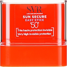 Fragrances, Perfumes, Cosmetics Sunscreen Body Stick - SVR Sun Secure Easy Stick SPF50