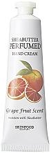 Fragrances, Perfumes, Cosmetics Hand Cream - Skinfood Shea Butter Perfumed Hand Cream Grapefruit Scent