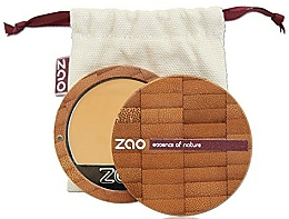 Fragrances, Perfumes, Cosmetics Foundation - Zao Fond De Teint Compact Foundation