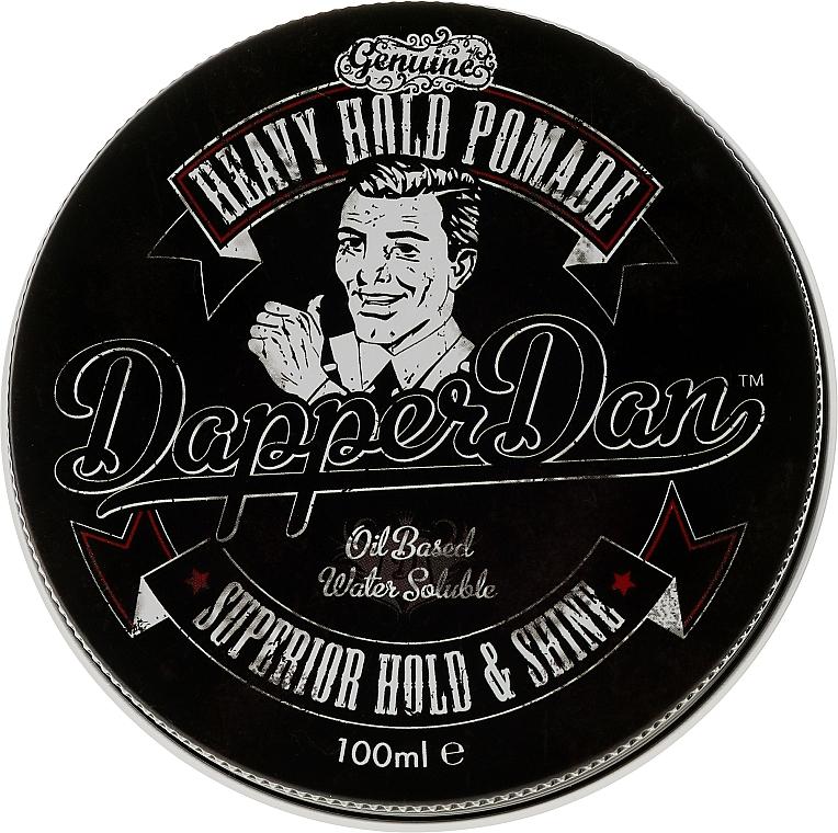 Styling Hair Wax Pomade - Dapper Dan Heavy Hold Pomade