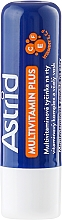 Fragrances, Perfumes, Cosmetics Lip Balm - Astrid Multivitamin Lip Balm