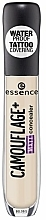 Fragrances, Perfumes, Cosmetics Face Concealer - Essence Camouflage+Matt Concealer