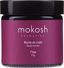 Fragrances, Perfumes, Cosmetics Set - Mokosh Cosmetics FigLove Liited Edition (f/cr/15ml + eye/cr/15ml + b/oil/60ml)