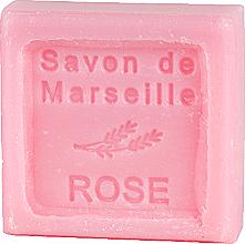 """Fragrances, Perfumes, Cosmetics Marseilles Soap """"Rose"""" - Le Chatelard 1802 Soap Savon De Marseille Rose"""