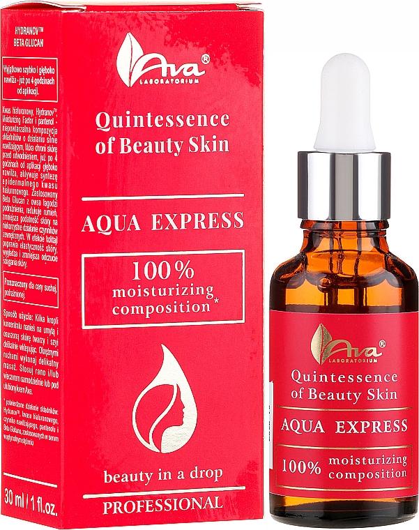 Face Serum - Ava Laboratorium Quintessence Of Beauty Aqua Express Serum
