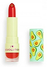 Fragrances, Perfumes, Cosmetics Nourishing Lipstick - I Heart Revolution Tasty Avocado Lipstick