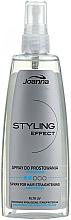 Fragrances, Perfumes, Cosmetics Straightening Hair Spray - Joanna Styling Effect Spray For Hair Straightening Smoothing