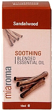 "Fragrances, Perfumes, Cosmetics Essential Oil ""Sandalwood"" - Holland & Barrett Miaroma Sandalwood Blended Essential Oil"