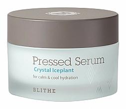 "Fragrances, Perfumes, Cosmetics Face Serum ""Crystal Iceplant"" - Blithe Crystal Iceplant Pressed Serum"