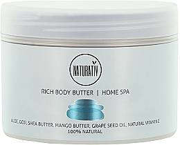 Fragrances, Perfumes, Cosmetics Body Oil - Naturativ Rich Body Butter Home Spa