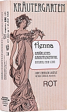 Fragrances, Perfumes, Cosmetics Red Color Henna Powder - Styx Naturcosmetic Henna Pulver Rot