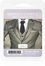 Fragrances, Perfumes, Cosmetics Wax for Aroma Lamp - Kringle Candle Grey