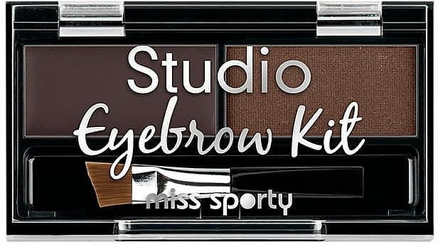 Brow Shadow Set - Miss Sporty Studio Eyebrow Kit