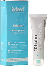 Fragrances, Perfumes, Cosmetics Face Cream - Indeed Labs 10 Balm Soothing Cream
